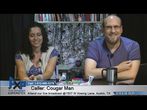 Atheist Experience 20.37 with Russell Glasser and Tracie Harris