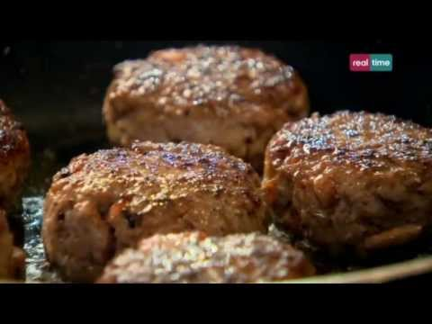 Cucina con Ramsay # 35: Mini Hamburger di Bacon con salsa barbecue affumicata