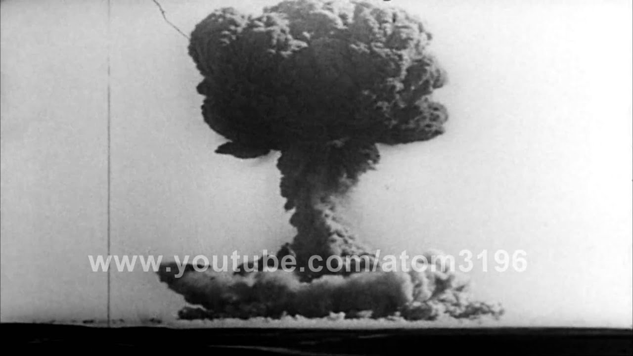 an analysis of the atomic bombs and the operation crossroads Today in history, 25 july 1946 - nbc radio broadcasts live from operation crossroads atomic bomb test at bikini on 25 july 1946, millions of people around the world waited anxiously by their radios for the results of the second postwar atomic bomb test code-named test baker.