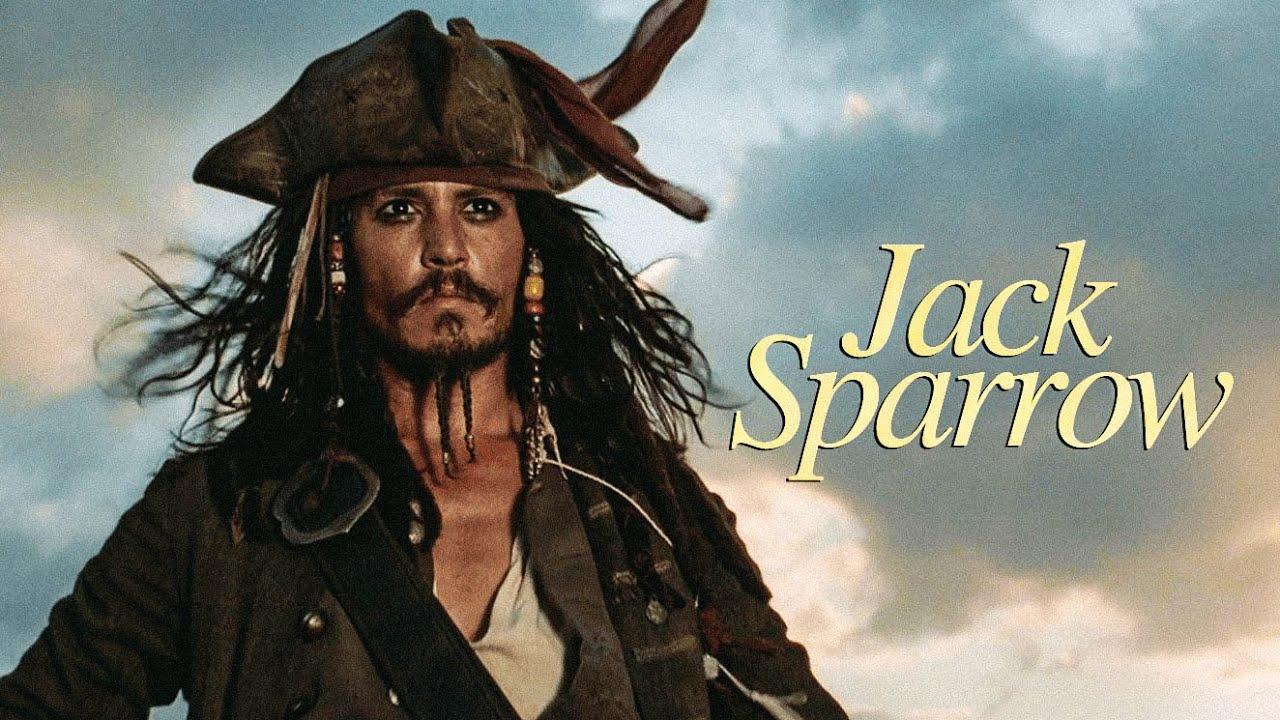 Captain Jack Sparrow - YouTube
