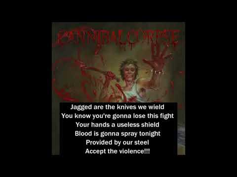 Cannibal Corpse Red Before Black FULL ALBUM WITH LYRICS