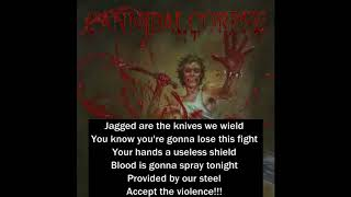 Cannibal Corpse Red Before Black FULL ALBUM WITH LYRICS