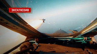 Военные летчики показали, как МиГ-31 сбивает спутники в космосе