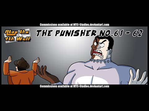 The Punisher #61-62 - Atop the Fourth Wall