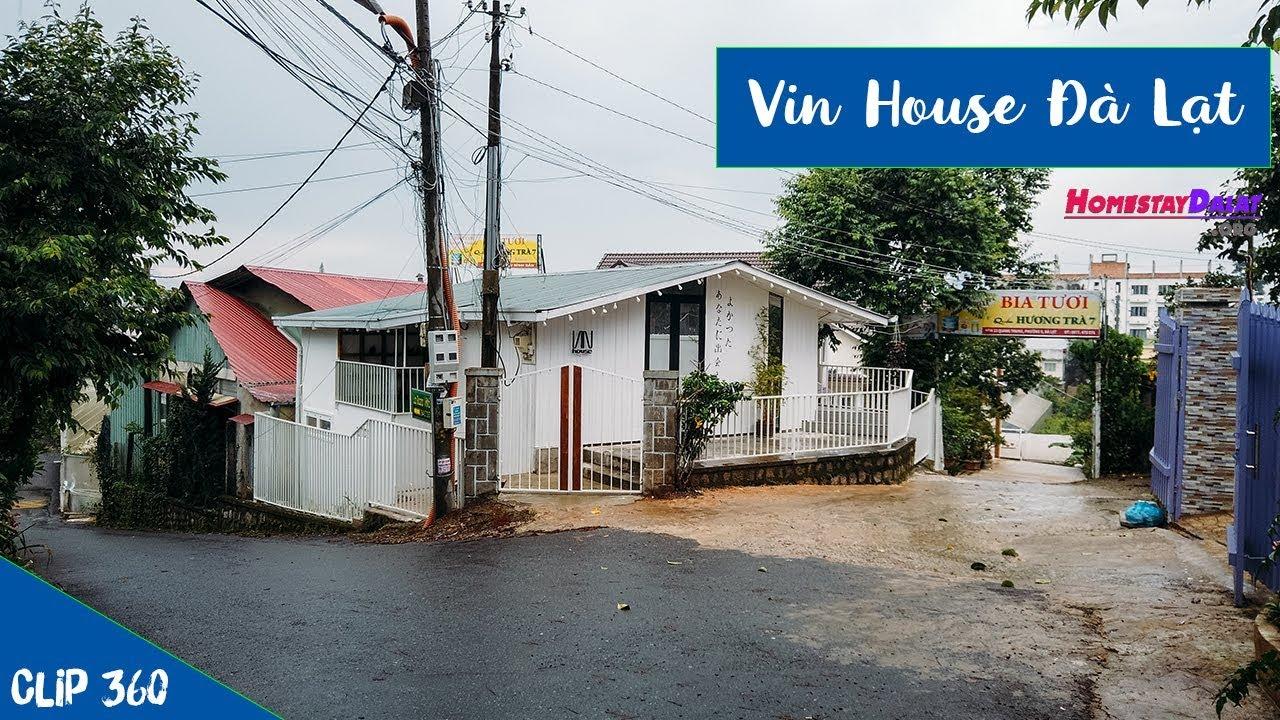 Vin House Đà Lạt   Nhà nguyên căn cho thuê   Video 360 độ