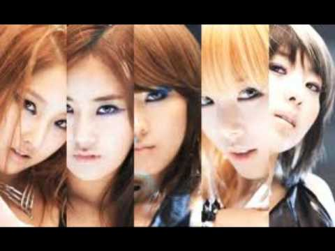 4Minute - I My Me Mine (Korean Ver. MP3 Only)
