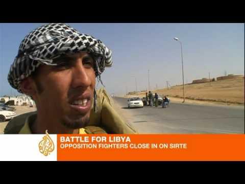 Al Jazeera's Alan Fisher wraps up the latest developments in Libya