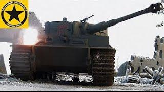 Revenge of the Tiger (Tiger vs. T-34 in Stalingrad)