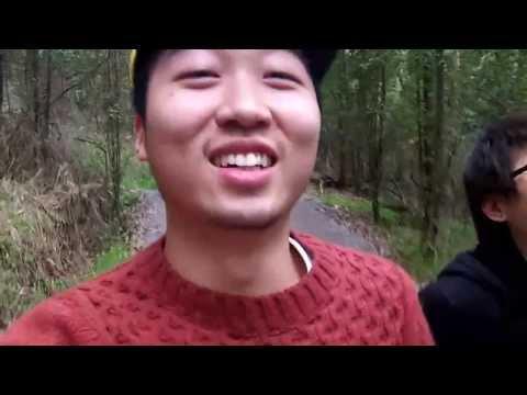 Wuhan people talk about girls 草哥爬山之下山的故事 (#Vlog 7)
