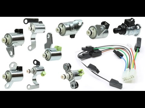 P1747 EPC SOLENOID SHORT CIRCUIT (97 FORD F-150) - YouTube