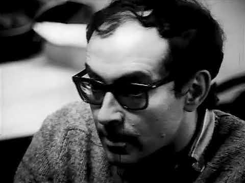 Godard in America: Revolution of the Auteur documentary (1970)