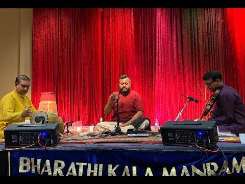 Sandeep Narayan - Bharathi Kala Manram 2019