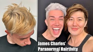 Fixing James Charles's Hair