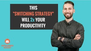 Productivity Tips At Work: Double Your Productivity With This Simple Hack (ACTIONABLE)