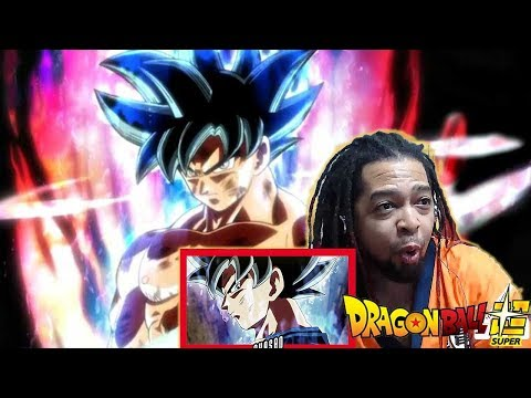 Thumbnail: Dragon Ball Super Episode 109 - 110 REACTION & DISCUSSION (Edited w/ Picture)
