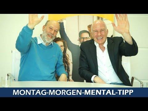 Bestform für die Bühnen Präsentation - Mental-Tipp mit Matthias Garten