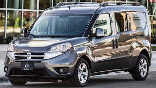 Ram Promaster City 2017 Car Review