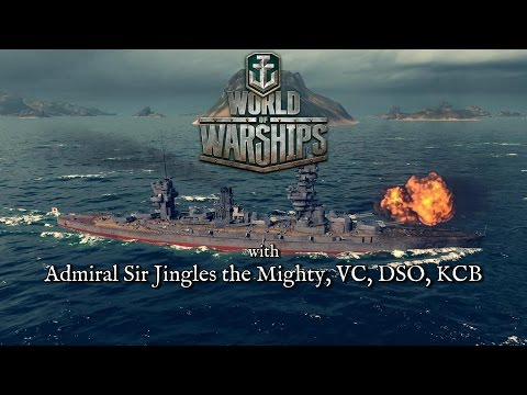 World of Warships with Admiral Jingles