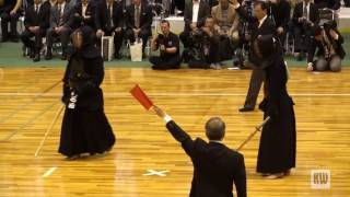 15th All Japan 8-dan Kendo Championships — QF4