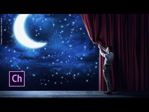 Animation de la scène avec Character Animator | Adobe France