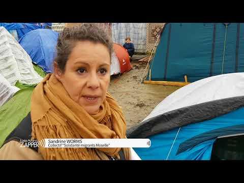 Campement de Metz-Blida