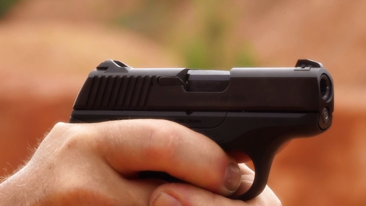 Small Shootable Pistols From Ruger