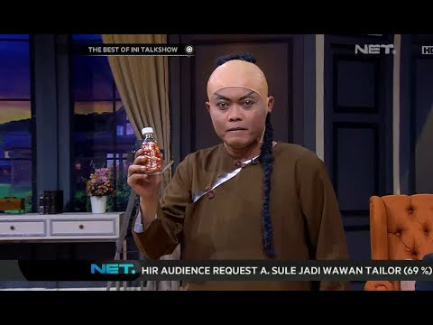 The Best Of Ini Talk Show - Master Kungfu Multitalenta