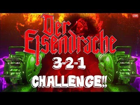Der Eisendrache 3 2 1 Round 50 Challenge Call Of Duty Black