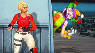 Fortnite HIDE FROM the PSYCHO or DIE! (Fortnite Creative)