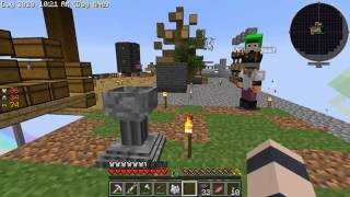 Minecraft - Sky Factory #22: Beginning Botania