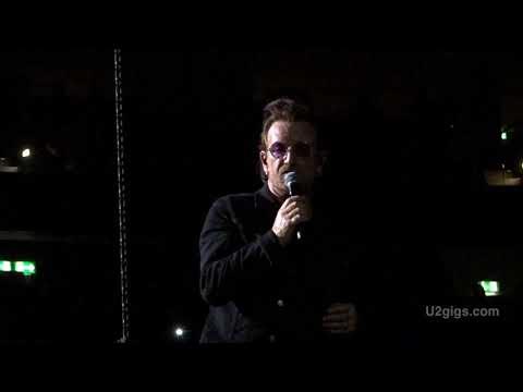 U2 Berlin Stay (Faraway, So Close!) 2018-11-13 - U2gigs.com