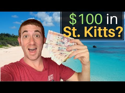 $100 In St. Kitts? How Much Fun Can You Have?!