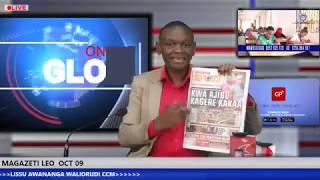 MAGAZETI OCT 09: LISSU awananga wanaorudi CCM / Skendo ya ngono kanisani!