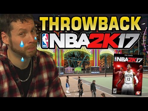 NBA 2K17 is closing down soon...