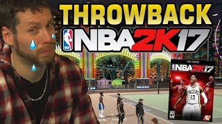NBA 2K17 is closing down soon...