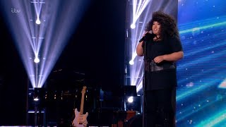 The X Factor UK 2017 Shanaya Atkinson-Jones Six Chair Challenge Full Clip S14E12