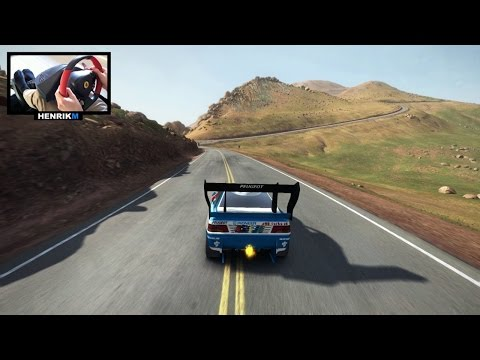 Peugeot 405 T16 Pikes Peak (DiRT Rally)