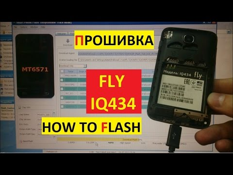 Прошивка Fly IQ434 Flash Iq434 Era Nano 5