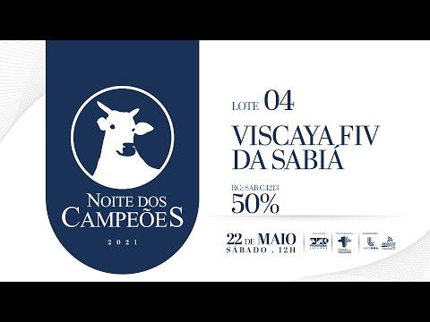 Lote 04   VISCAYA FIV DA SABIÁ   SAB C4213 Copy 2