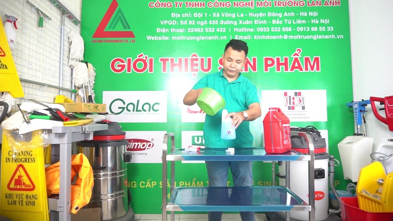 Diệt CORONA bằng SANIFECT Hóa chất khử trùng- khử khuẩn nhập khẩu từ hãng Klenco Singapore