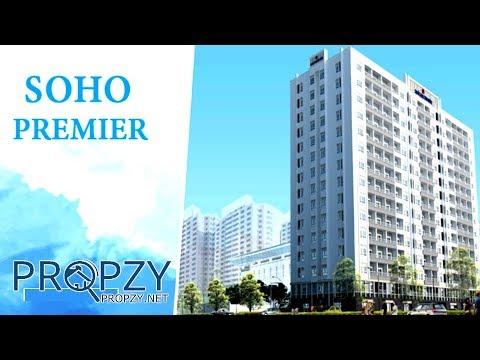 [Tổng quan căn hộ Soho Premier Bình Thạnh] Tiện nghi hiện đại, view sông Sài Gòn   PROPZY