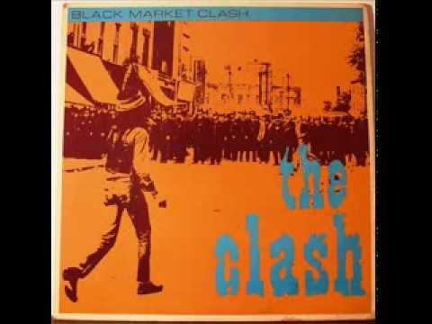 The Clash - Armagideon Time - Black Market Clash