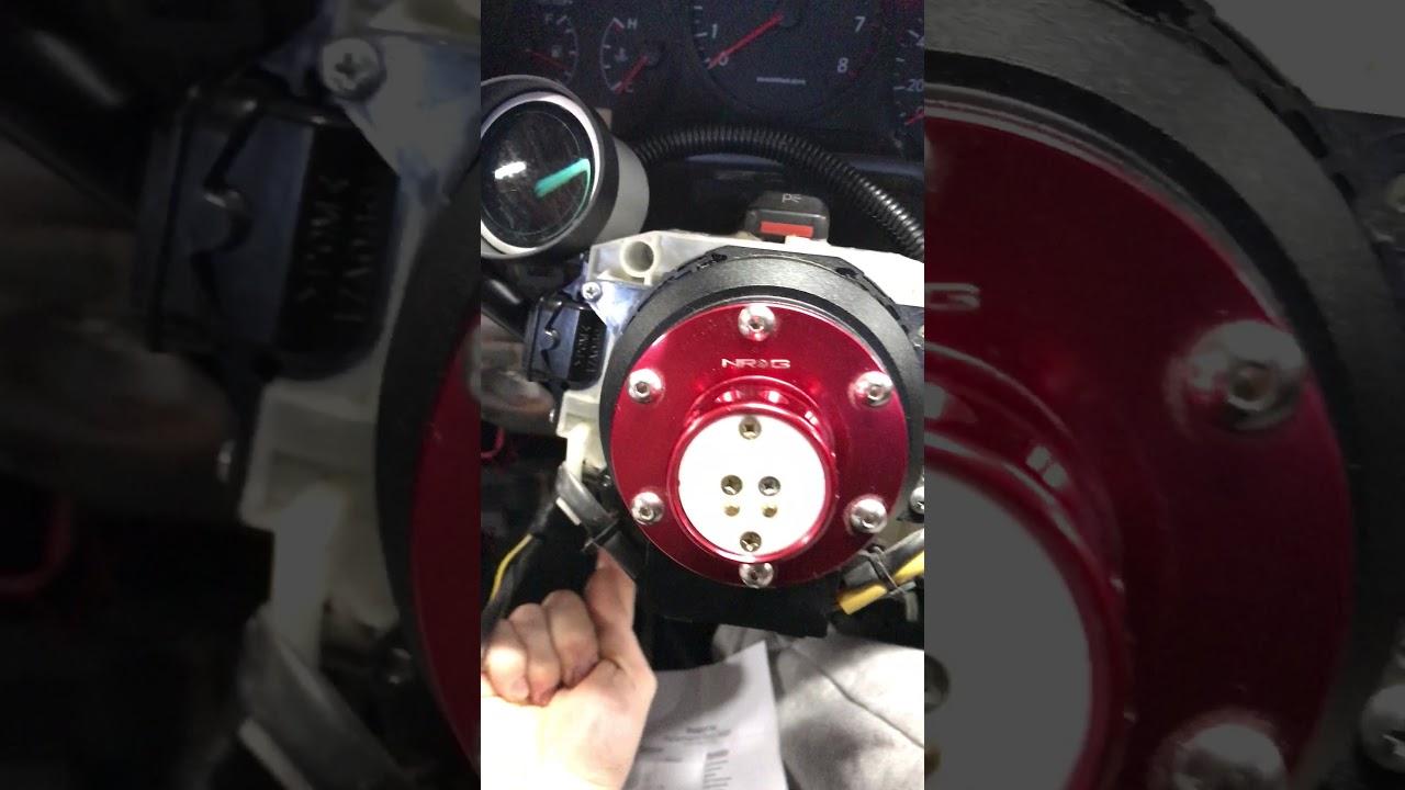 02 07 Subaru Wrx Sti Prosport Boost Gauge Tutorial Youtube Wiring