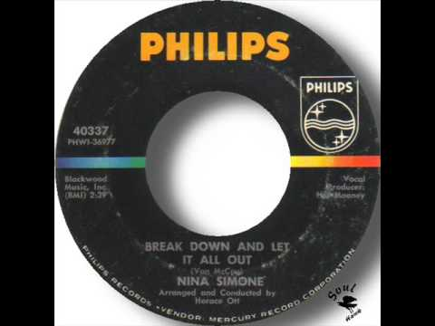 Nina Simone   Break Down And Let It All Out
