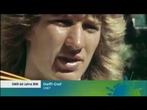 Steffie Graf und ihre Tenniskarriere 2008
