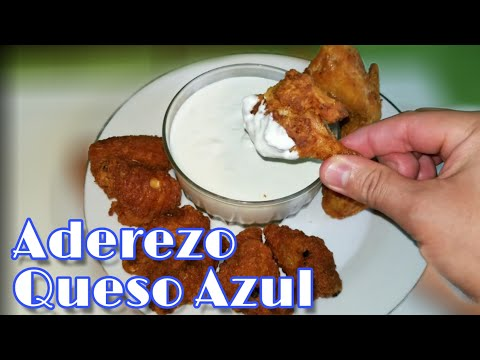 Aderezo Queso Azul |Blue cheese dressing