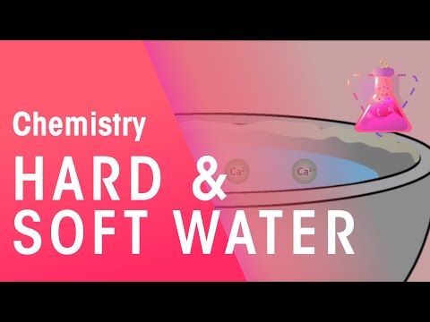 Hard and soft water | Chemistry for All | The Fuse School