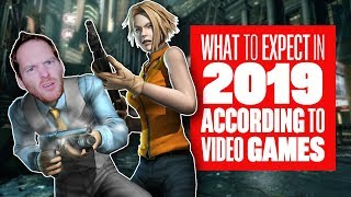 9 Video Games That Tried (And Failed) To Predict 2019