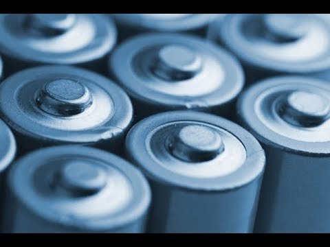 Falling Walls: Saltwater Batteries