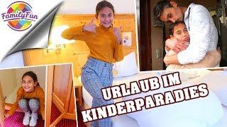URLAUB im KINDERPARADIES - ABSCHIED & ROOMTOUR  Kaiserhof - Family Fun